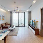 2 bedroom Vinhomes Metropolis apartment