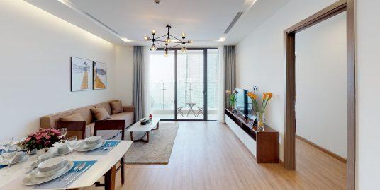 Cozy 2 bedroom Vinhomes Metropolis apartment