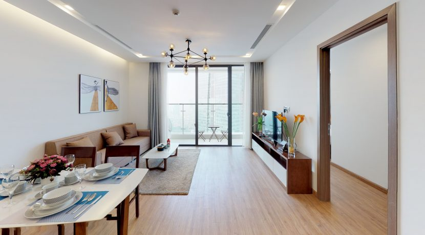 2 bedroom Vinhomes Metropolis apartment