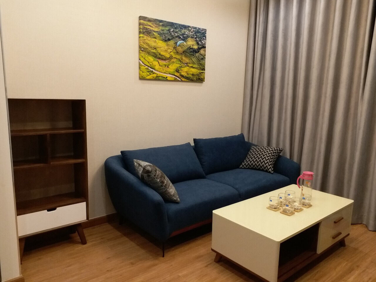 Apartment in Vinhomes Metropolis for rent