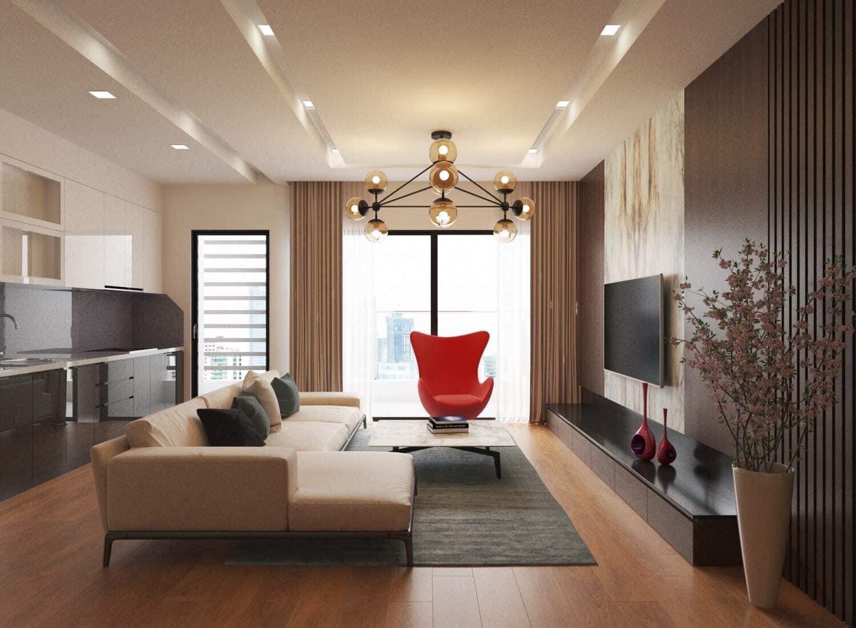 Luxury 4 bedroom Vinhomes Metropolis apartment
