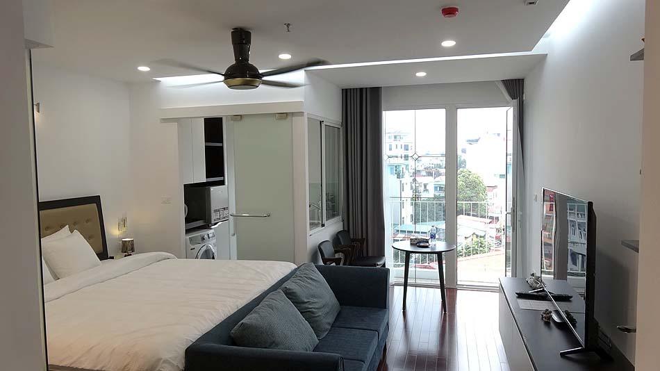 Linh Langサービスアパート、Orchidビル