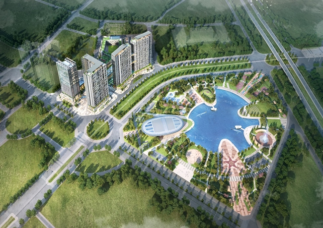 Golden Palace A – Apartment – Me Tri – Nam Tu Liem