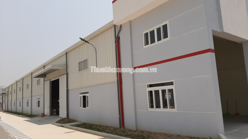 factory for rent in Yen Phong