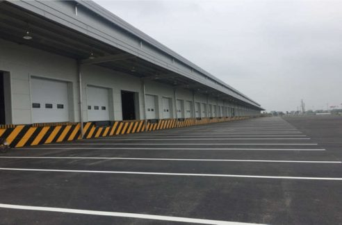 warehouse Bac Ninh Industrial zone