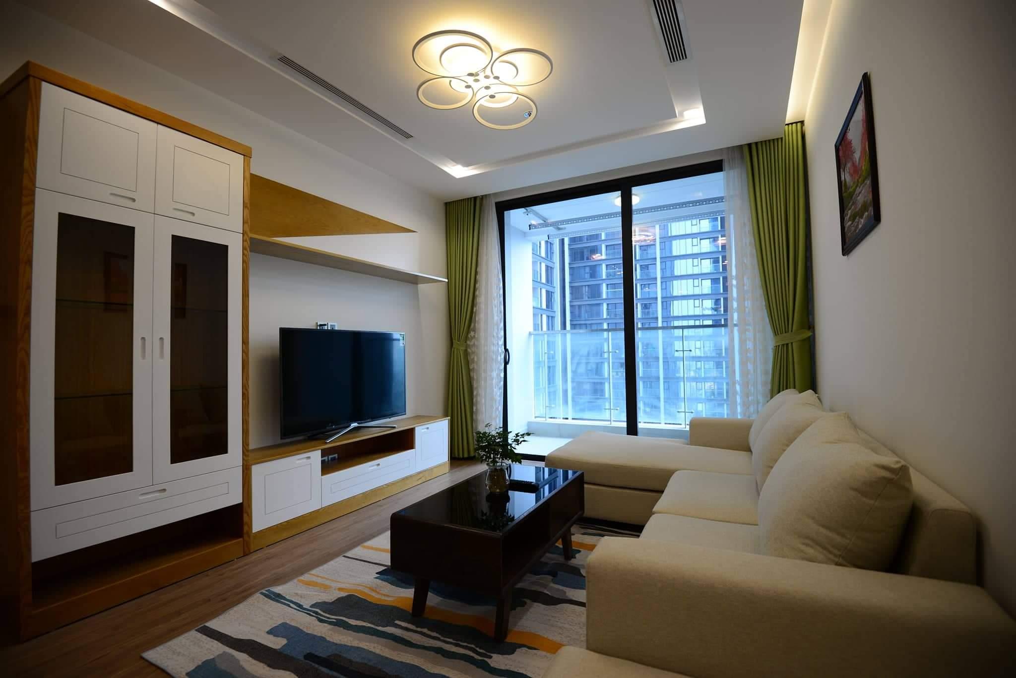 Brandnew Corner Apartment Metropolis for rent
