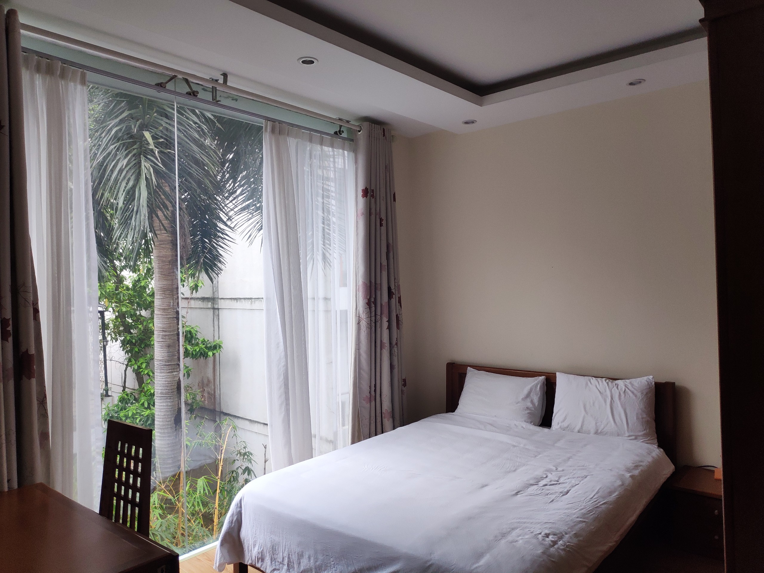 Serviced Apartments near Lotte center for rent