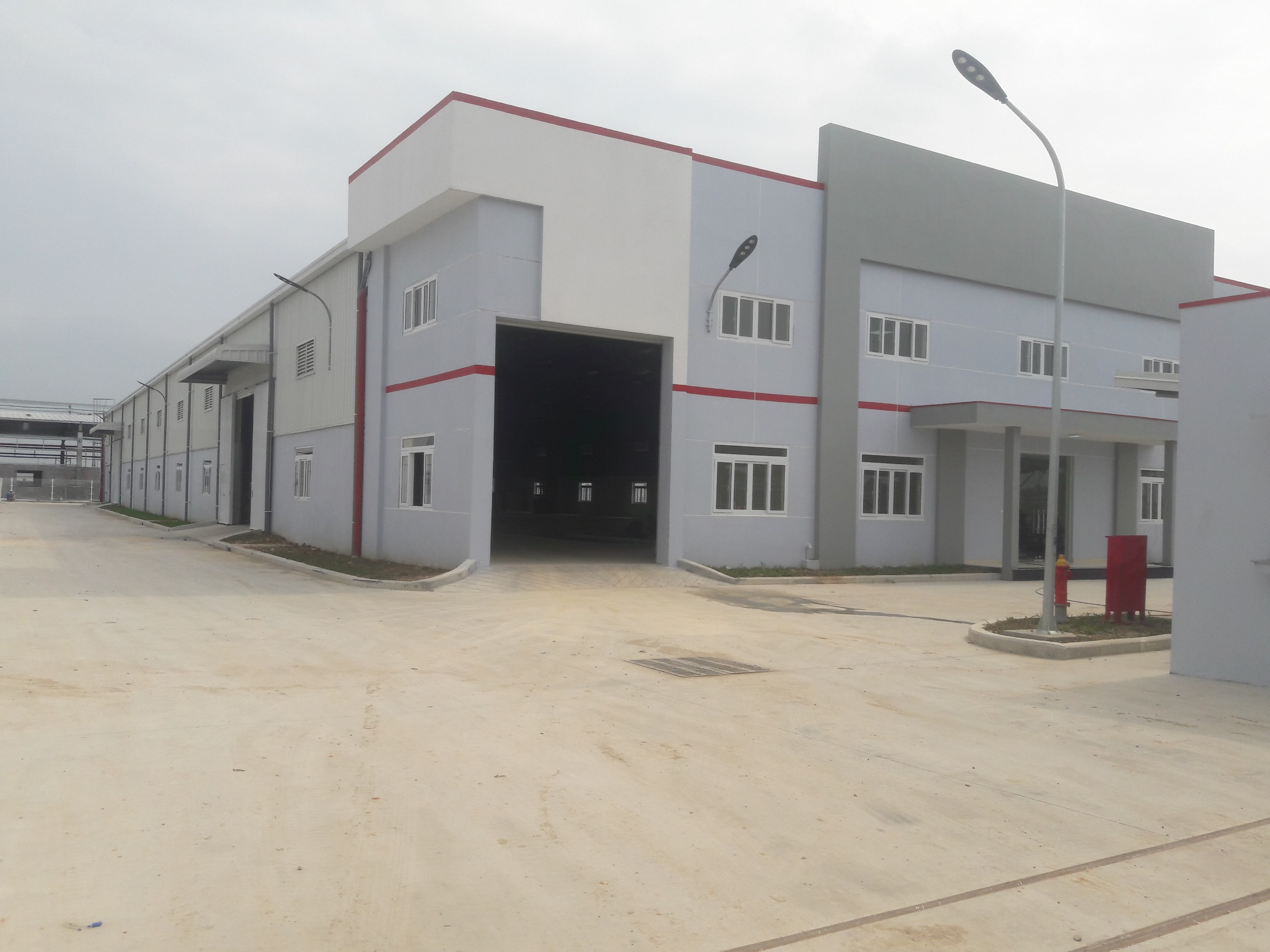 Factories in Dong Nai province, Nhon Trach 3 Industrial Park