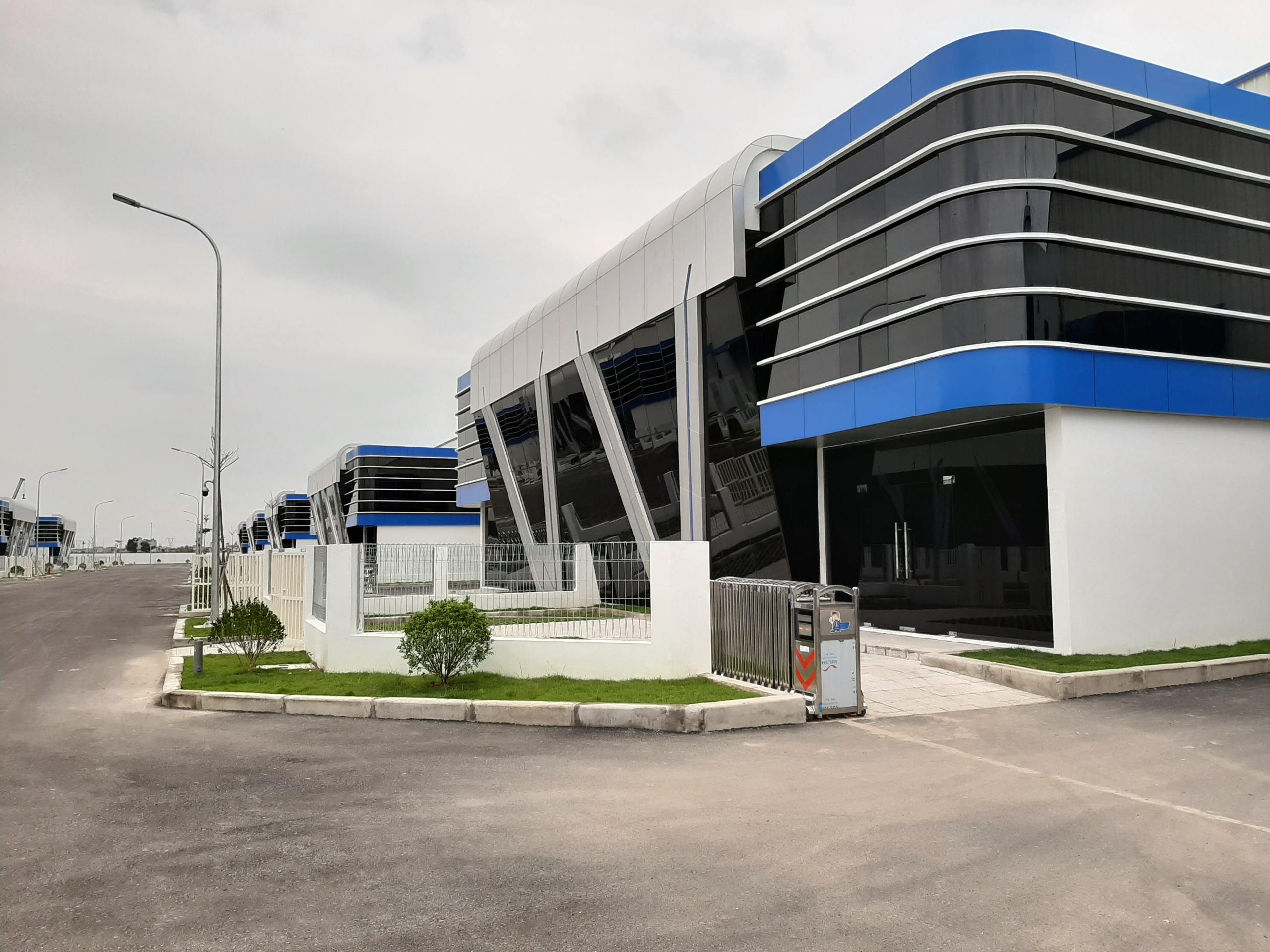 Factory For Rent in VSIP Bac Ninh – BW Industrial Development JSC