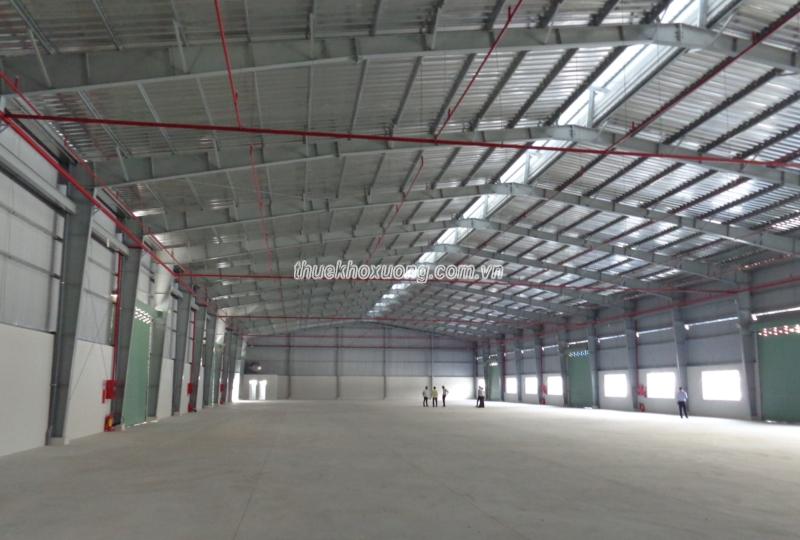 Nhà Xưởng Cho Thuê tại VSIP Bắc Ninh – CĐT BW JSC