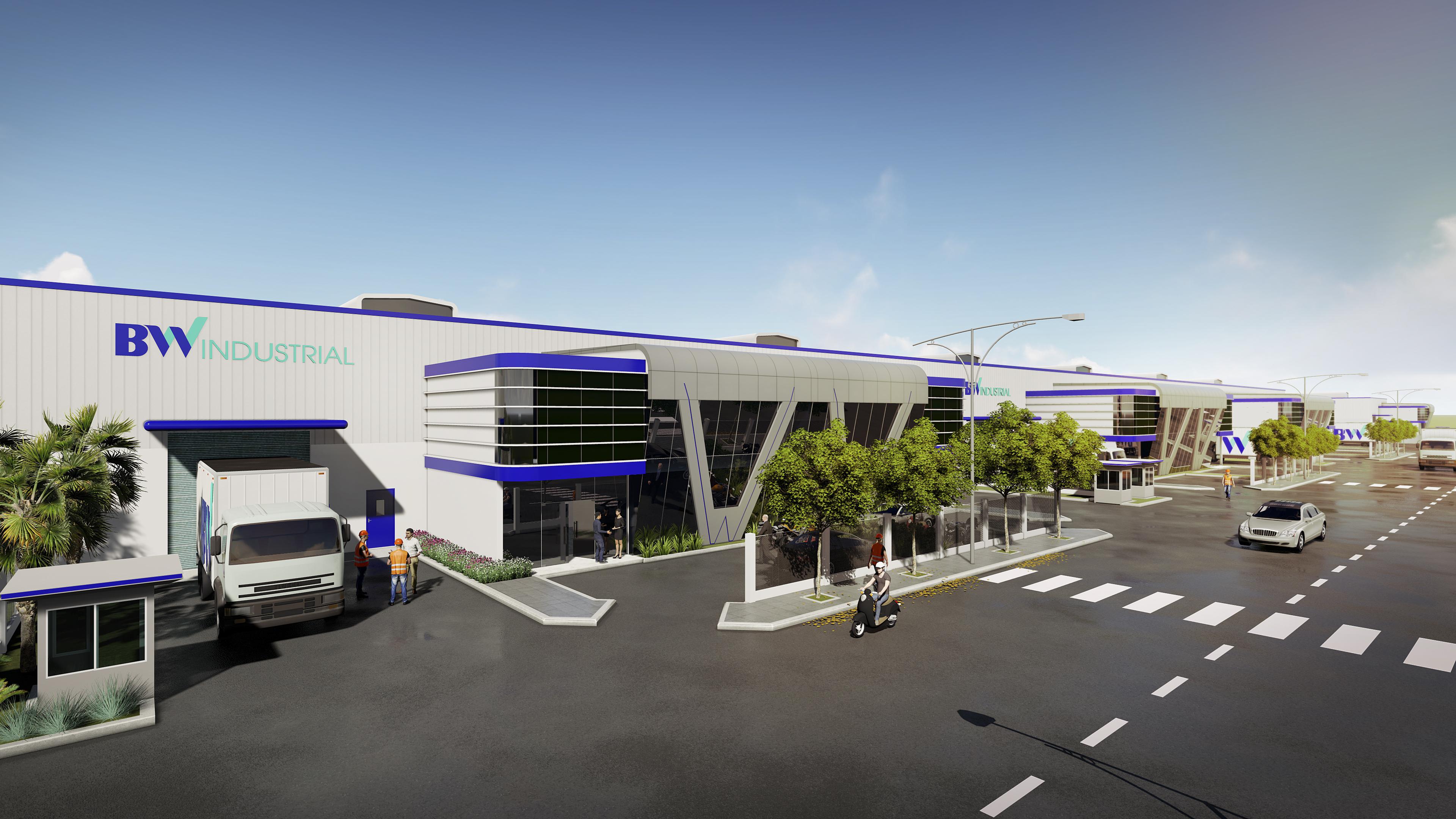 Premium Factory For Rent in VSIP Hai Phong – BW Industrial Development JSC