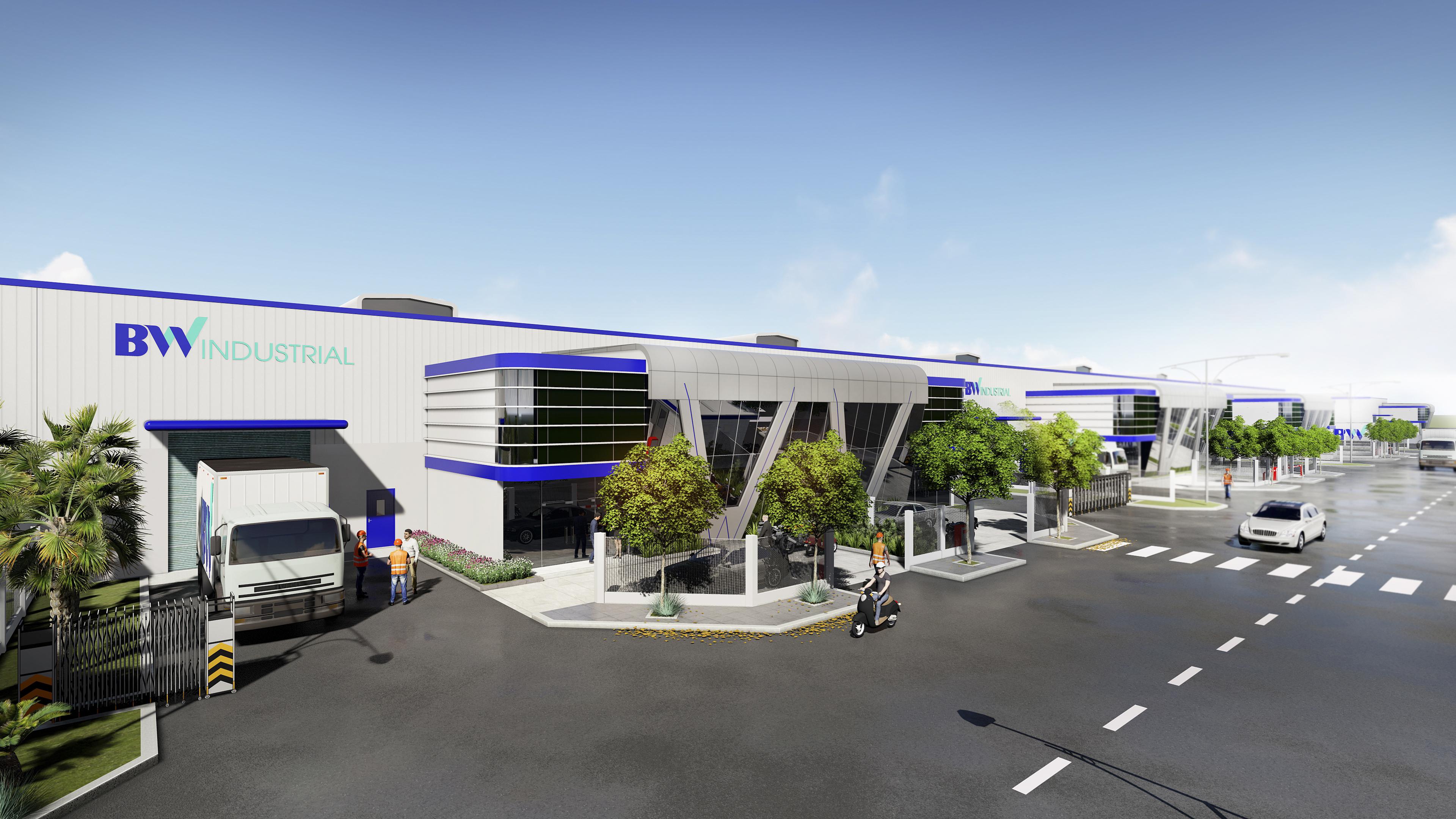 Nhà Xưởng cho thuê tại Mỹ Phước (Bình Dương) – Tiêu chuẩn quốc tế