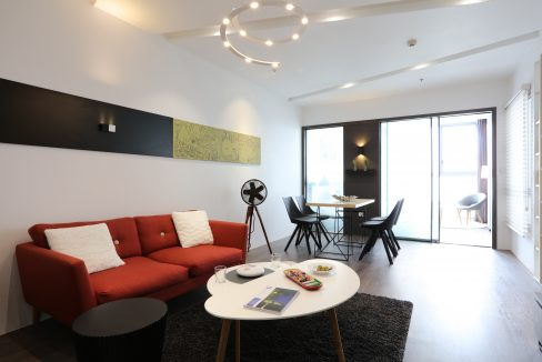 One-bedroom Apartments Vinhomes Nguyen Chi Thanh