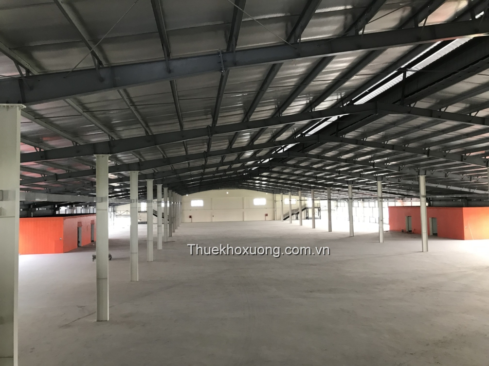 Factory for rent in Tien Son Industrial Park, Bac Ninh province