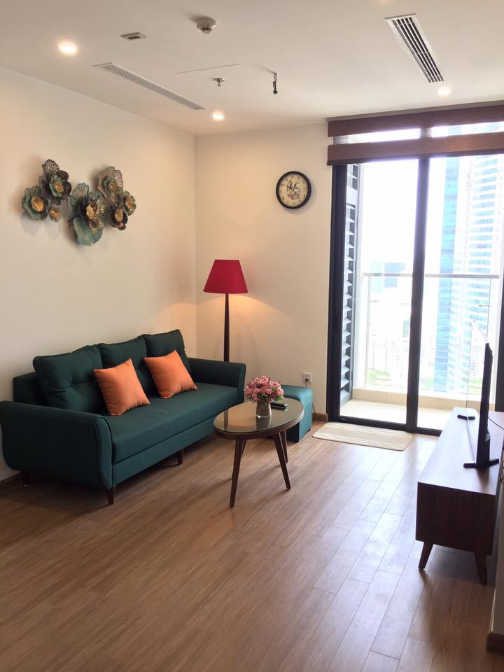 One-bedroom Apartments Vinhomes Skylake for rent