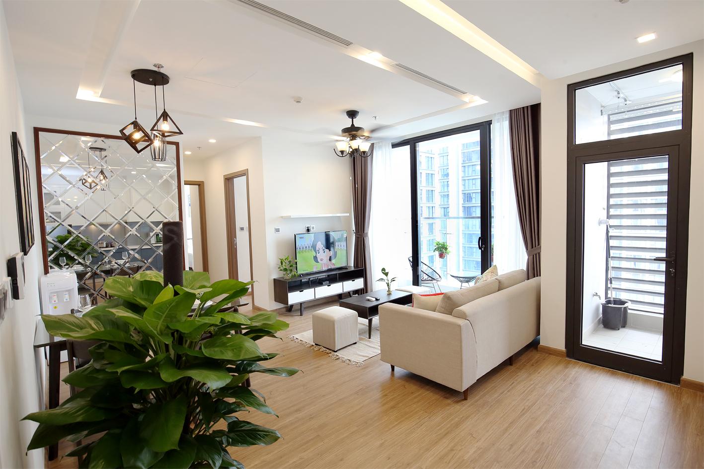 Cho Thuê Căn Hộ Khách Sạn tại Vinhomes Metropolis