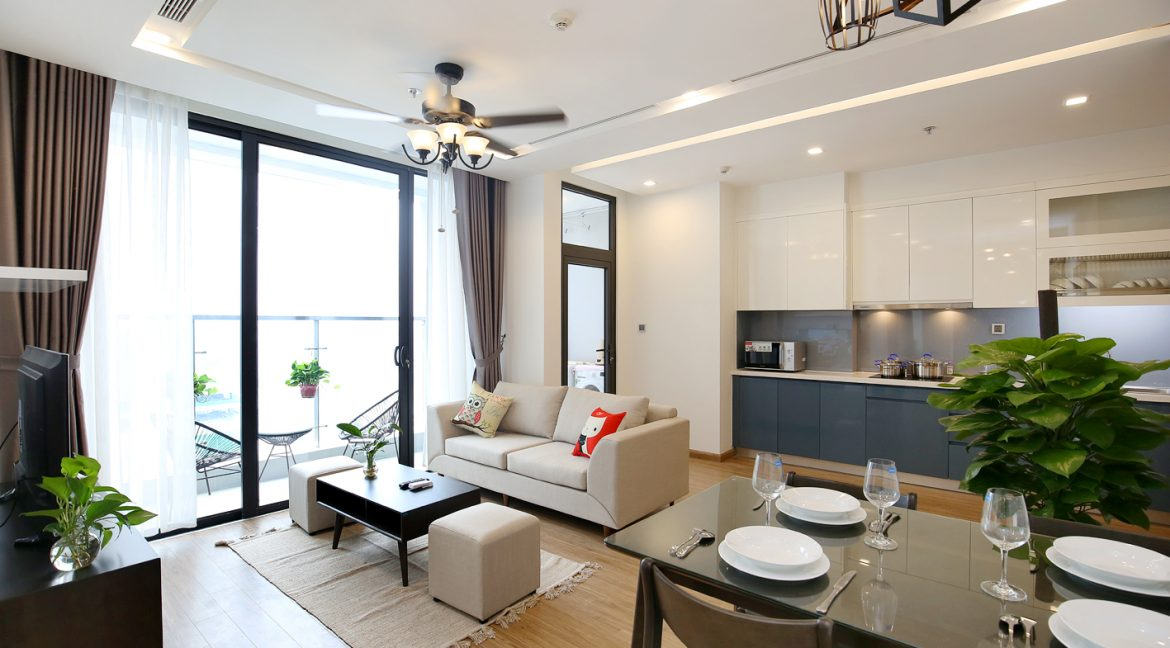 New Apartment Vinhomes Metropolis
