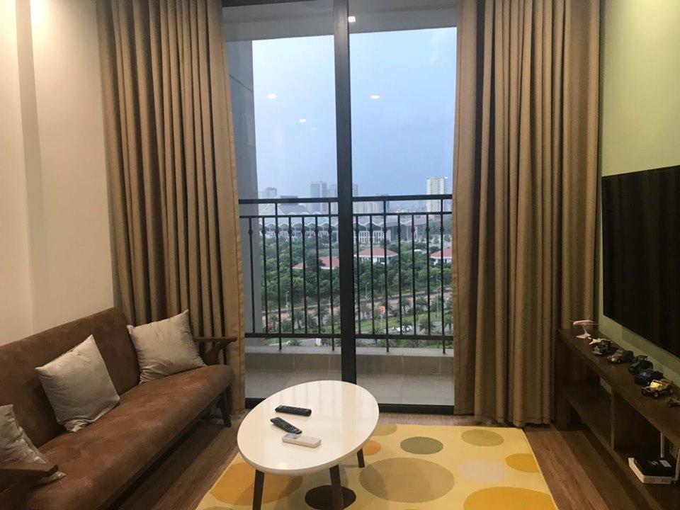 Vinhomes Green Bay Apartment for Rent Hanoi
