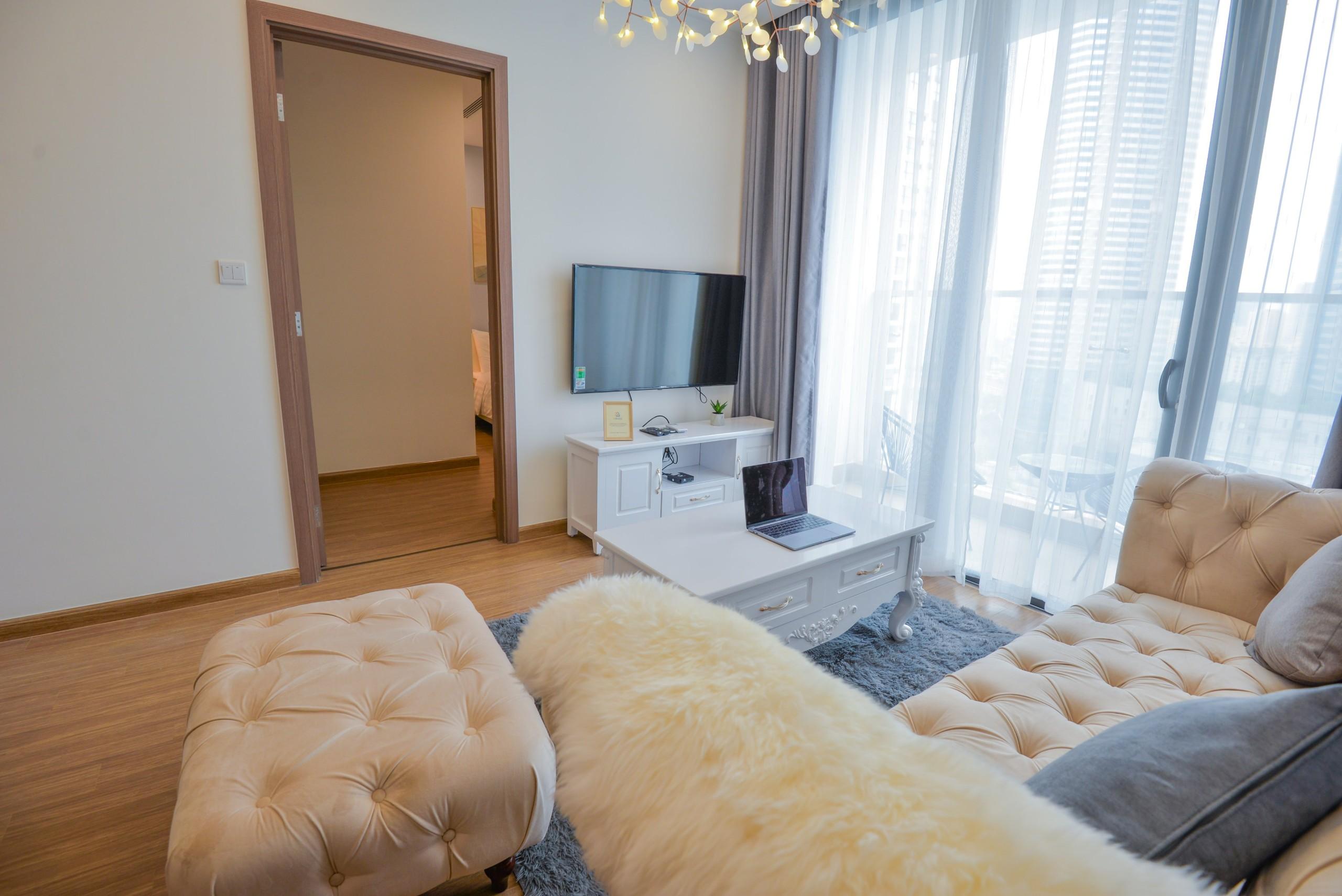Vinhomes Skylake Pham Hung – 2BDR Apartment