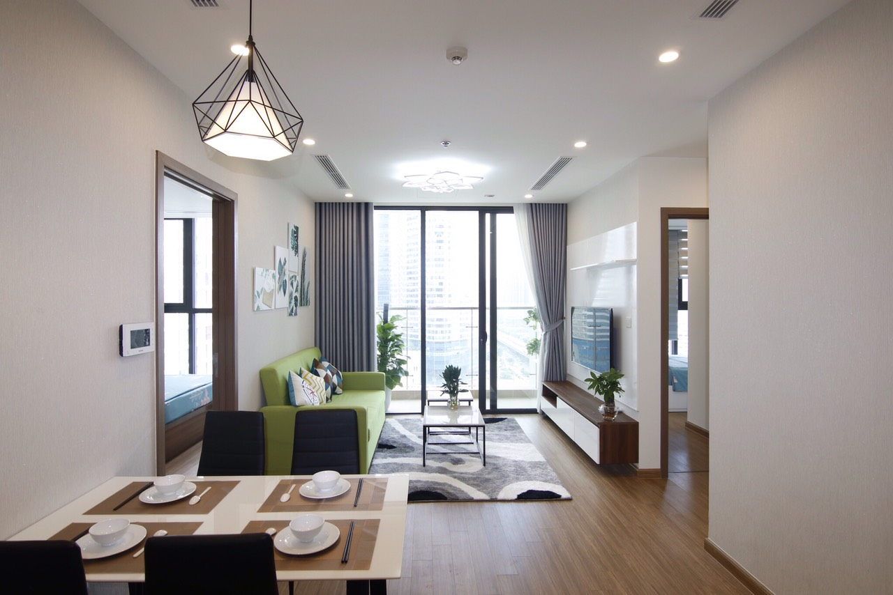 Two-Bedroom Apartment in Vinhomes Skylake Pham Hung