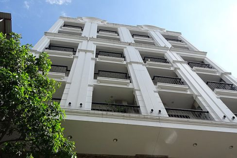 Serviced Apartment in Kim Ma Thuong