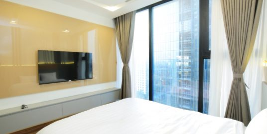 Serviced Apartment in Vinhomes/Long-Term and Short-Term