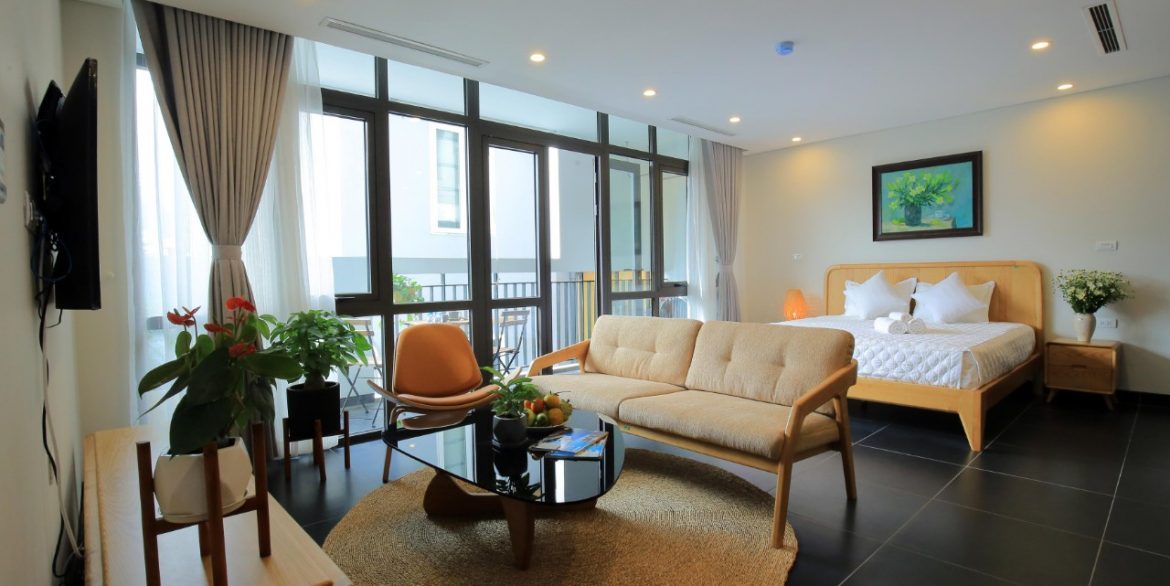 Serviced Apartments Kim Ma