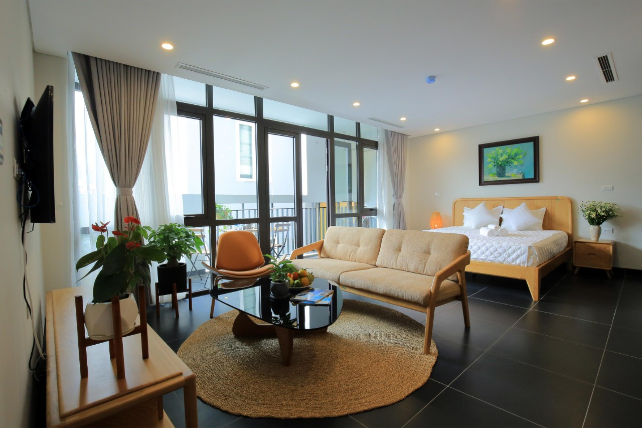 Serviced Apartments Kim Ma area for rent