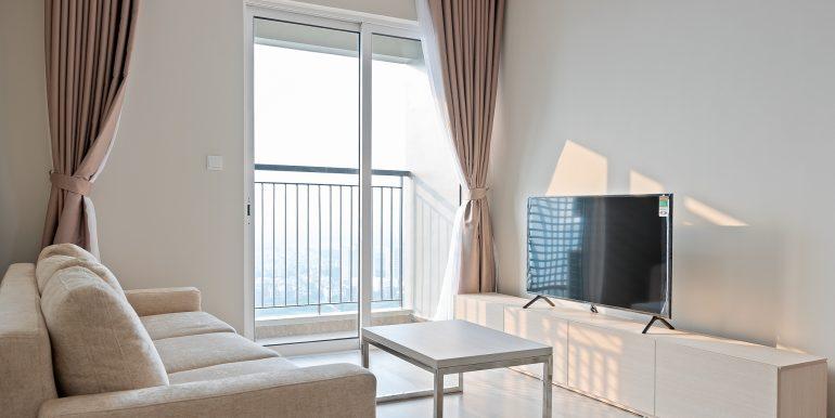 Cheap two bedroom beautiful apartment Season Avenue Ha Dong