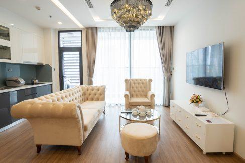 apartment in vinhomes metropolis lieu giai