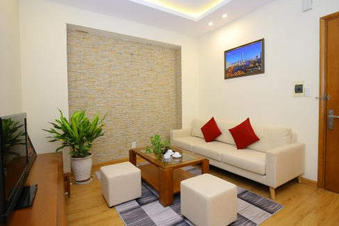 Serviced apartment Ba Dinh district for rent