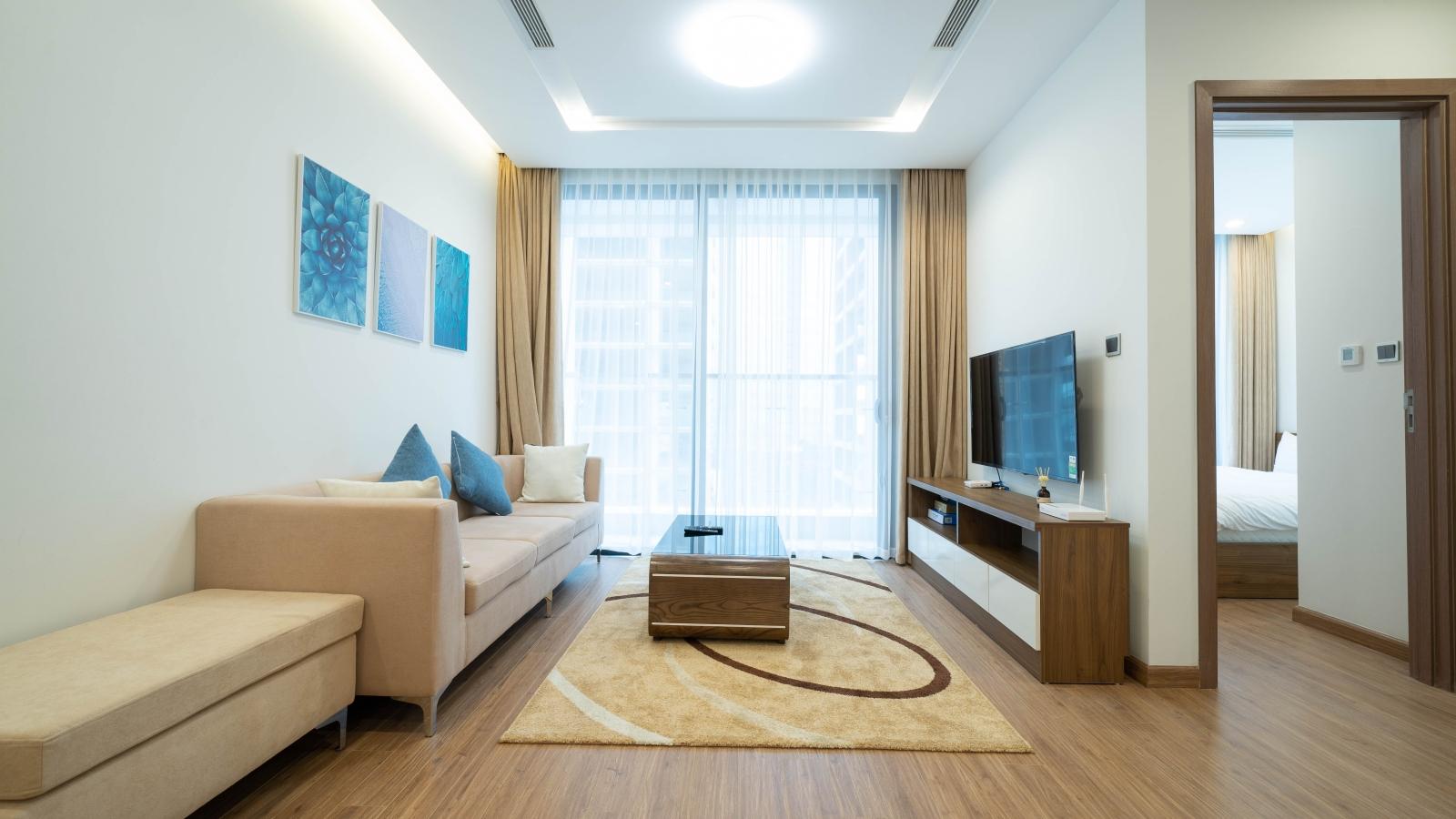 Cho thuê căn hộ Vinhomes Metropolis 2 Phòng Ngủ