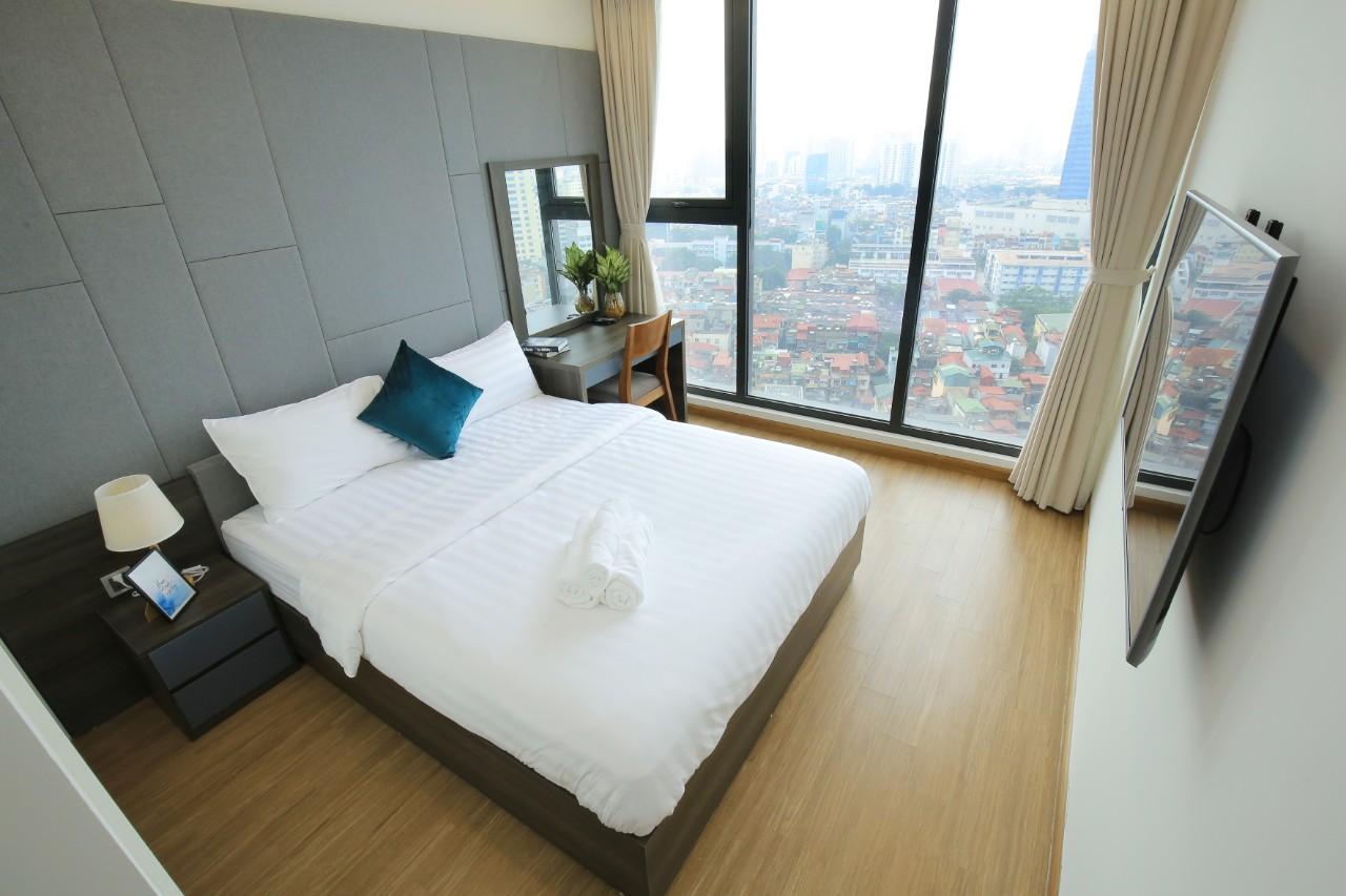 Cho thuê căn hộ 3 phòng ngủ Vinhomes Metropolis Hà Nội