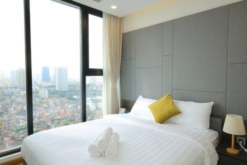 apartment in vinhomes metropolis hanoi