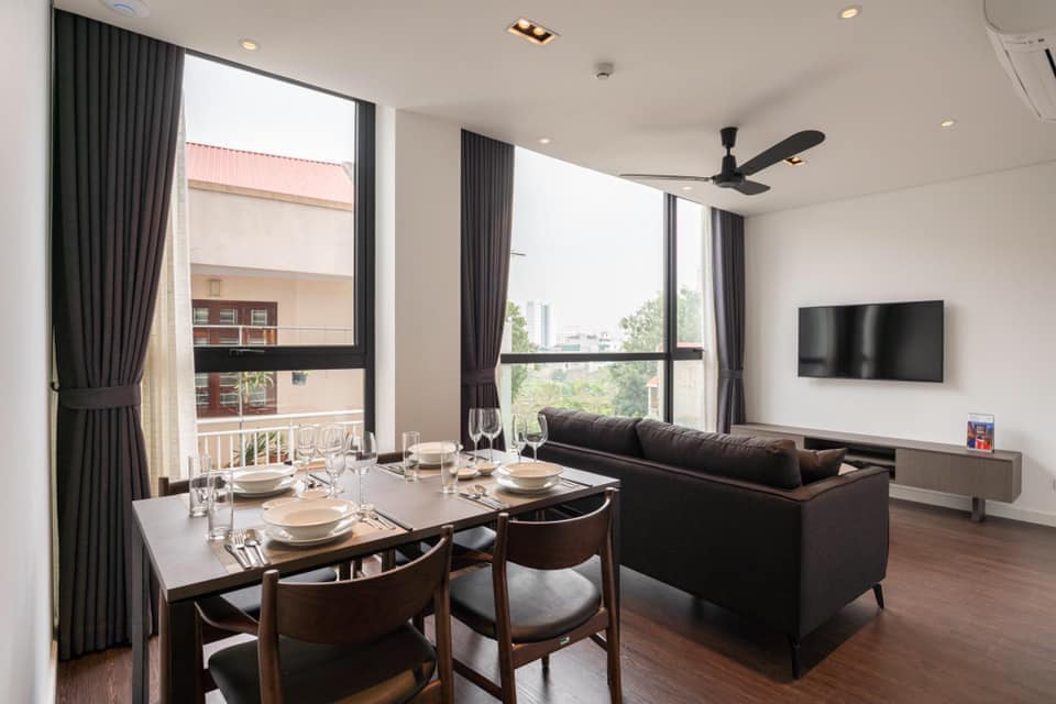 Beautiful One Bedroom Apartment in Ba Dinh, Hanoi