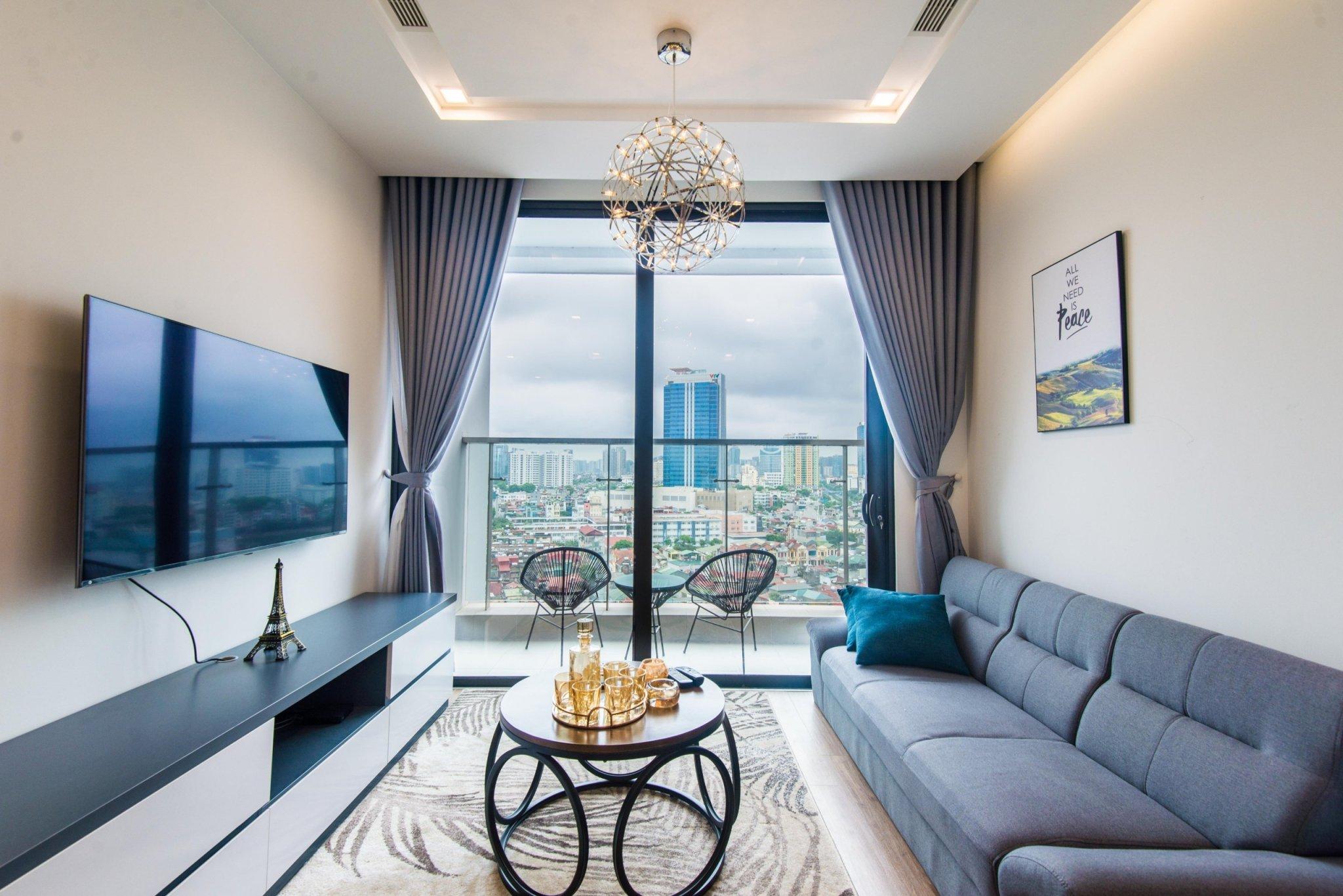 02 Bedroom Apartment in Vinhomes Metropolis