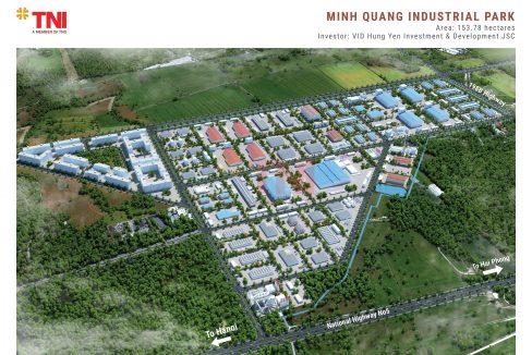 minh quang industrial park