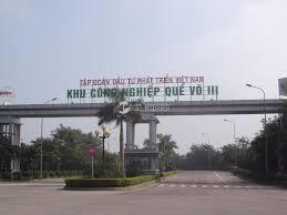 Khu Công Nghiệp Quế Võ III – Bắc Ninh