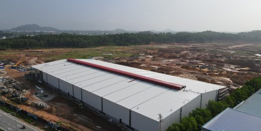 Factory for lease in Yen Binh Industrial, Samsung Thai Nguyen