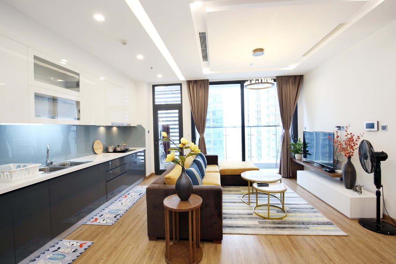 Vinhomes Metropolis Hanoi, 3 Bedrooms, 1 Working Room