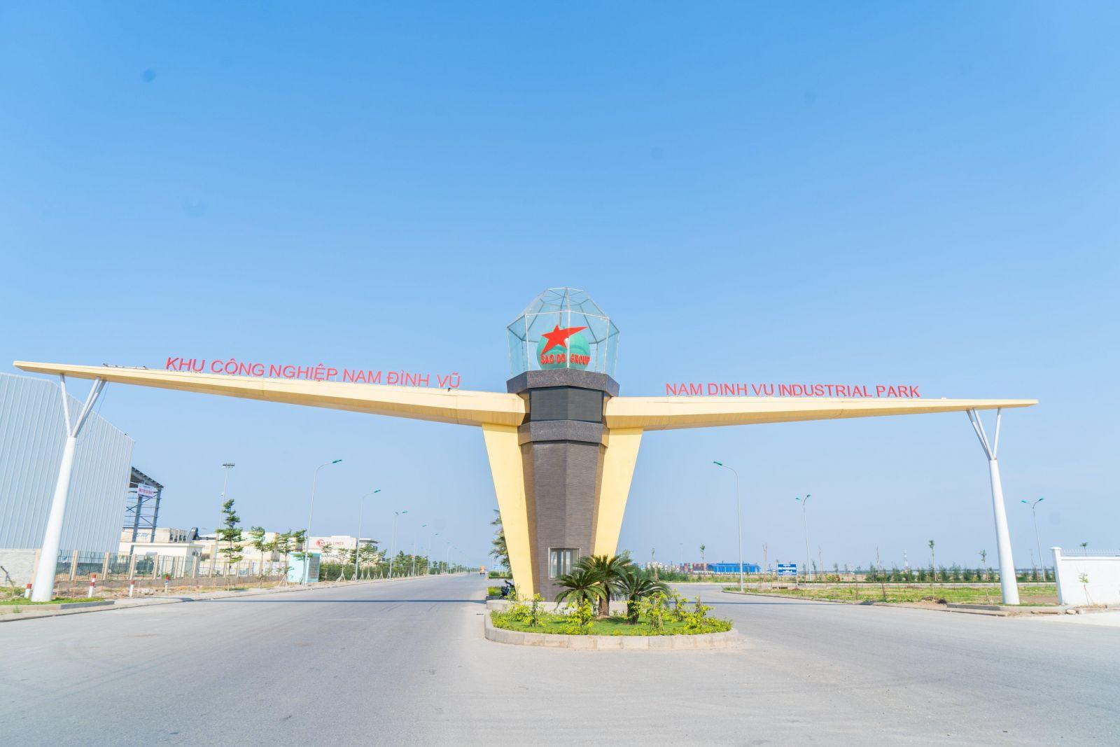 Nam Dinh Vu Industrial Park – Hai Phong Province