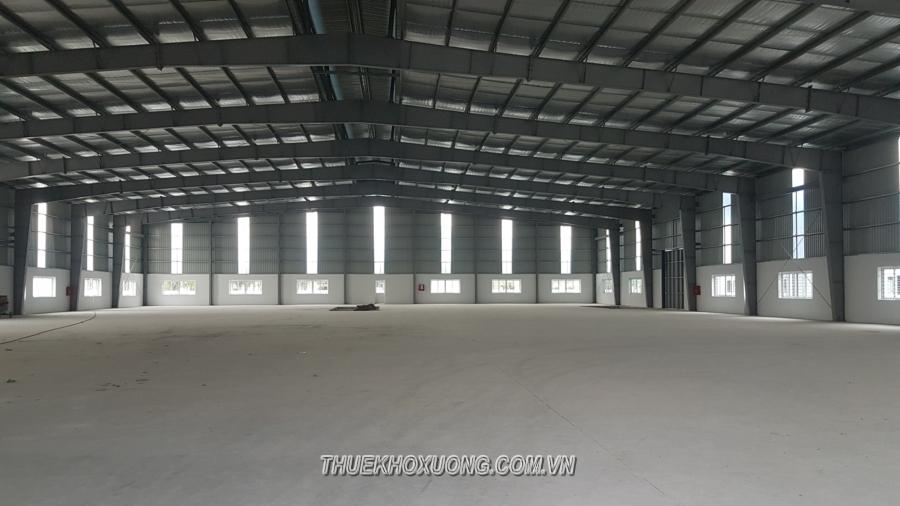 Cho Thuê Nhà Xưởng Bắc Ninh – KCN Thuận Thành