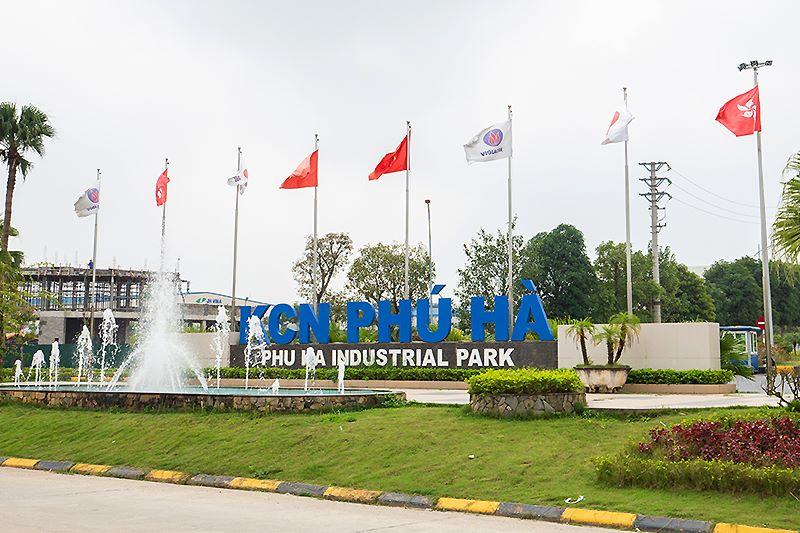 Phu Ha Industrial Park-Phu Tho Province