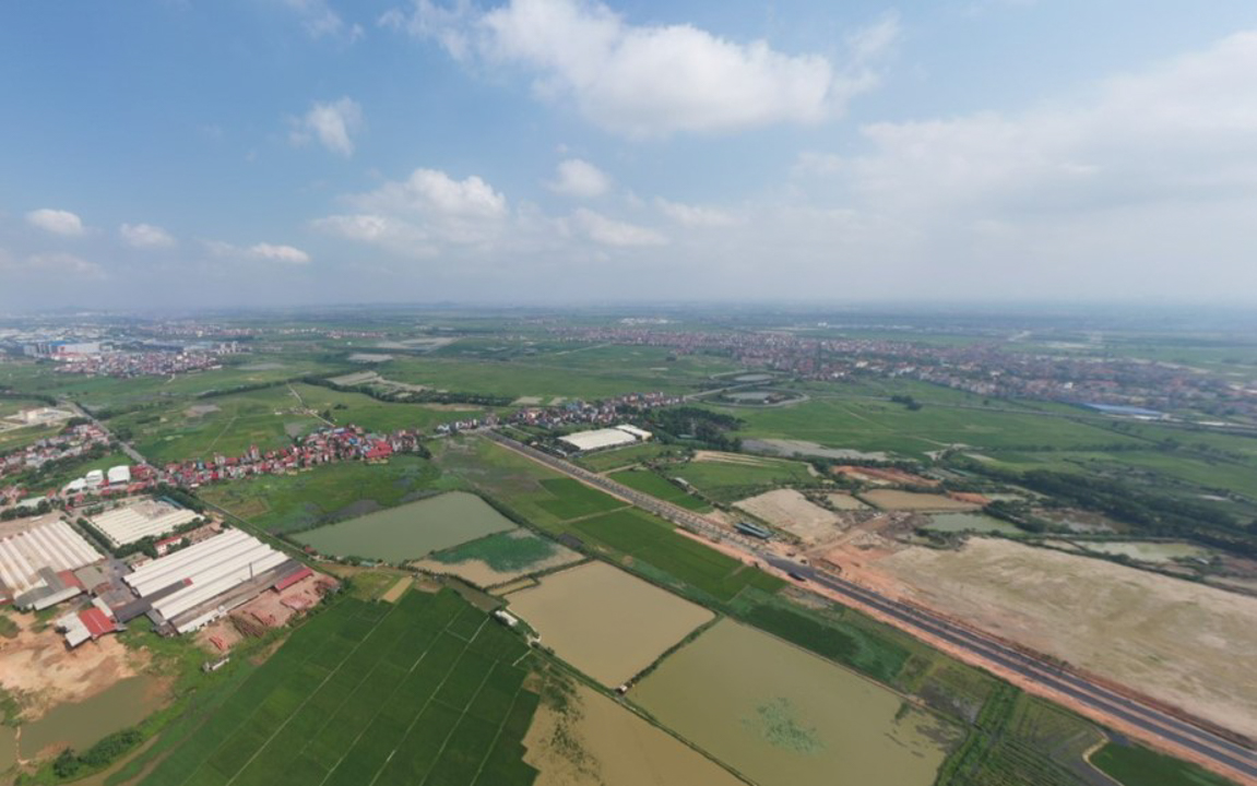 Yen Phong 2C(VSIP 2) Industrial Park-Bac Ninh Province