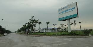 Hoa Mac Industrial Park – Ha Nam Province