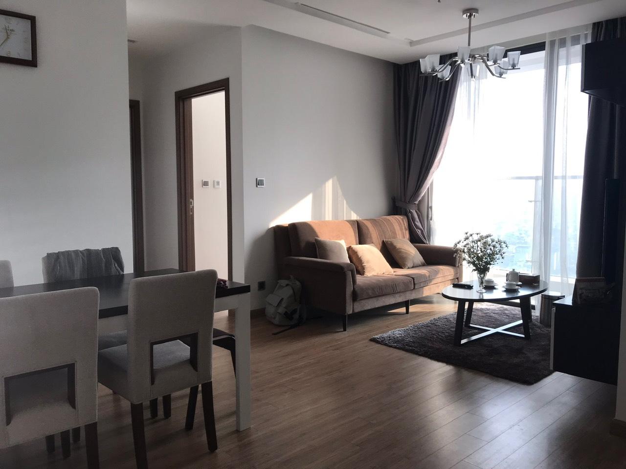 02 Bedroom Apartment for Rent Vinhomes Hanoi