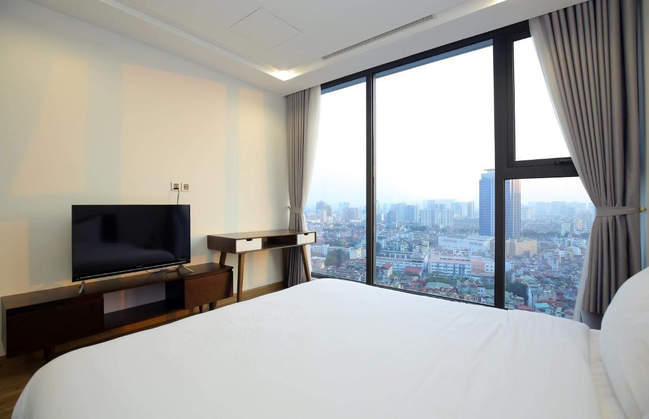 Cho Thuê Căn Hộ 03 Phòng Ngủ tại Vinhomes Metropolis Hà Nội