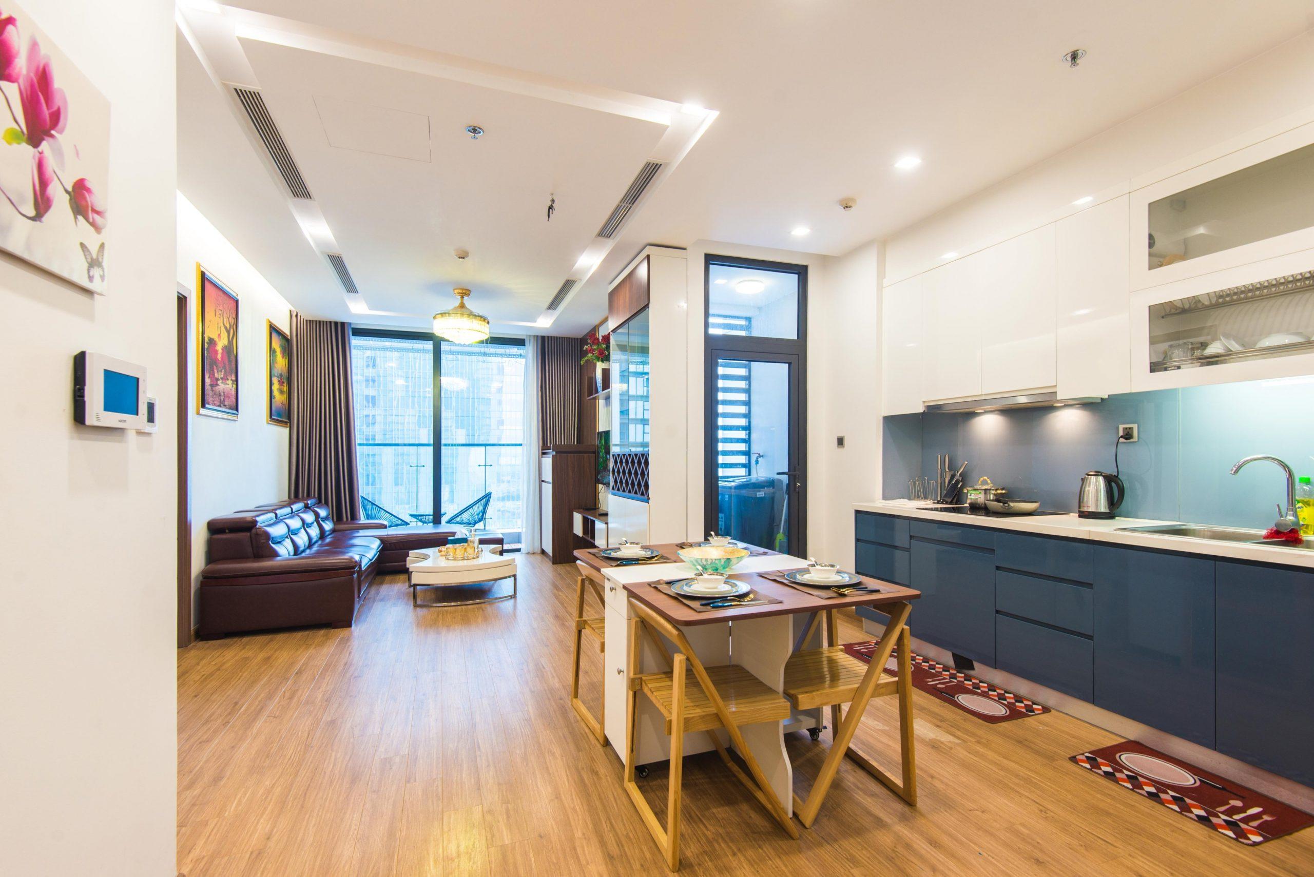 02 Bedroom Apartment  Middle Floor Vinhomes Ha Noi