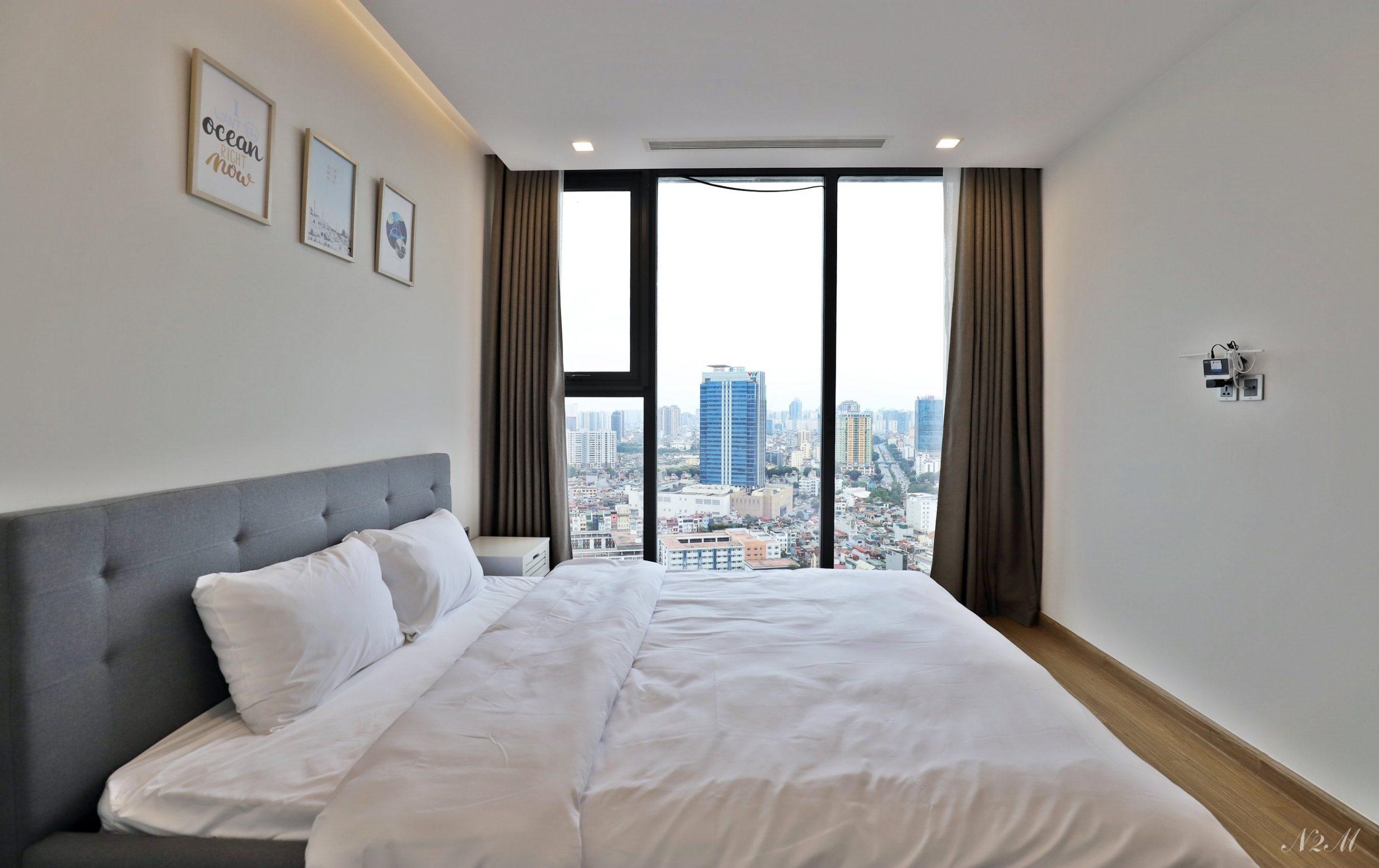 03 Bedroom Apartment M2 Vinhomes Metropolis