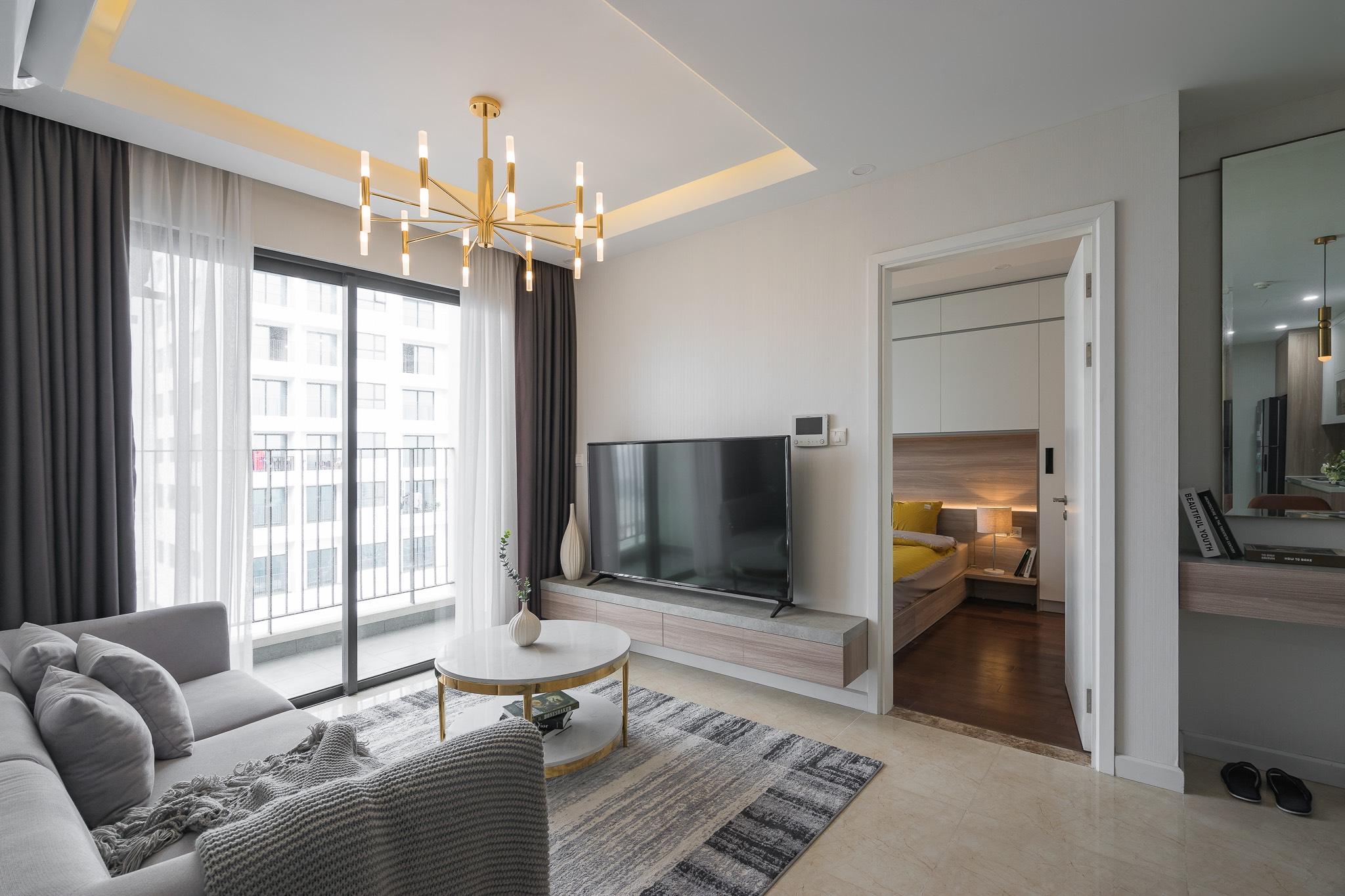 Apartment Vinhomes D'Capitale for Rent, 01 Bedrooms